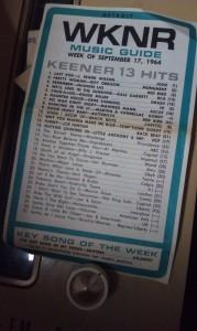 WKNR Music Guide