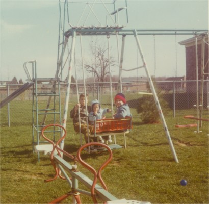 Old School Jungle Gym
