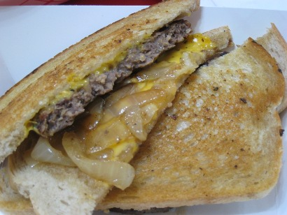 Chicago Carry Out Patty Melt