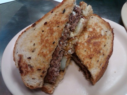 Jackson Coney Island Patty Melt