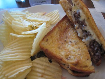 Elks Patty Melt